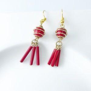 BN Handmade Vintage Earrings